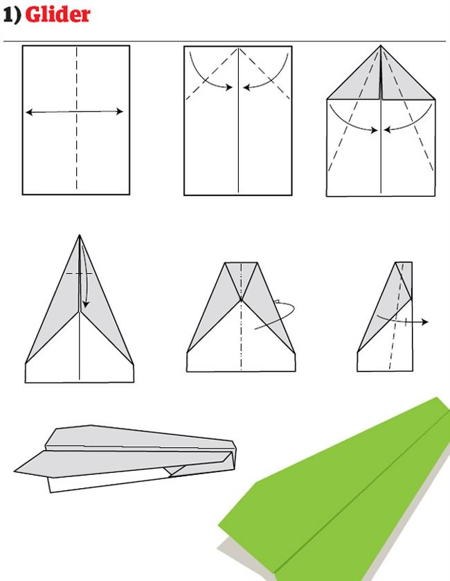 How To Build The World s Best Paper AirplanesHow To Make Cool Paper Airplane Designs