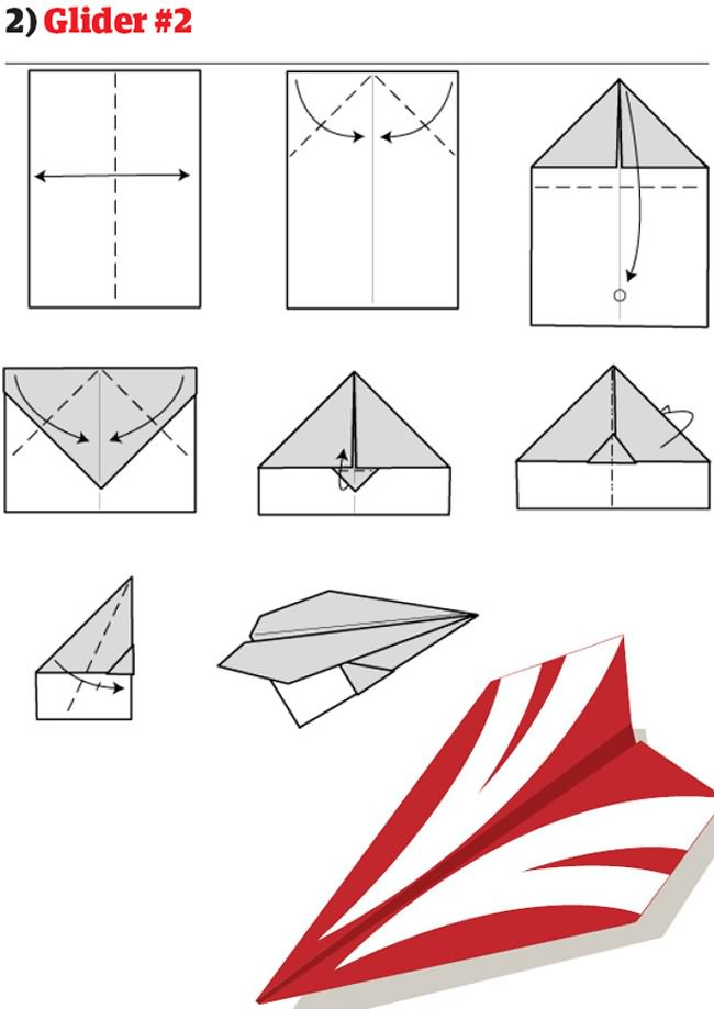 make 12 great designs for the world s best paper planes and make themHow To Make Cool Paper Airplane Designs