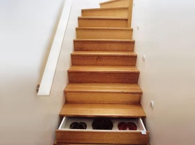 here is a muti functional stairway it is a good idea that leave us wondering why didnt think of this first what a great way to utilize a generally - Cool House Accessories